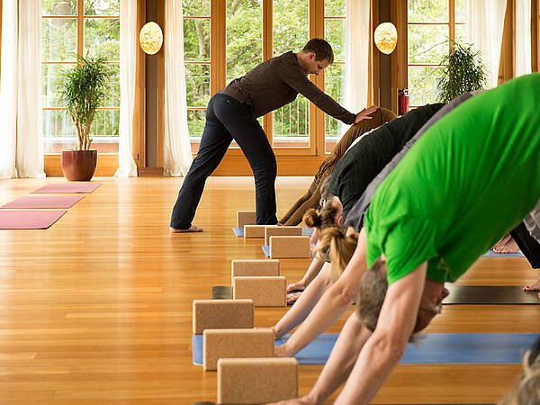 yoga retreat bayern