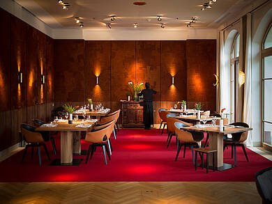 5 Sterne Wellnesshotel mit Fine Dining Restaurant Summit