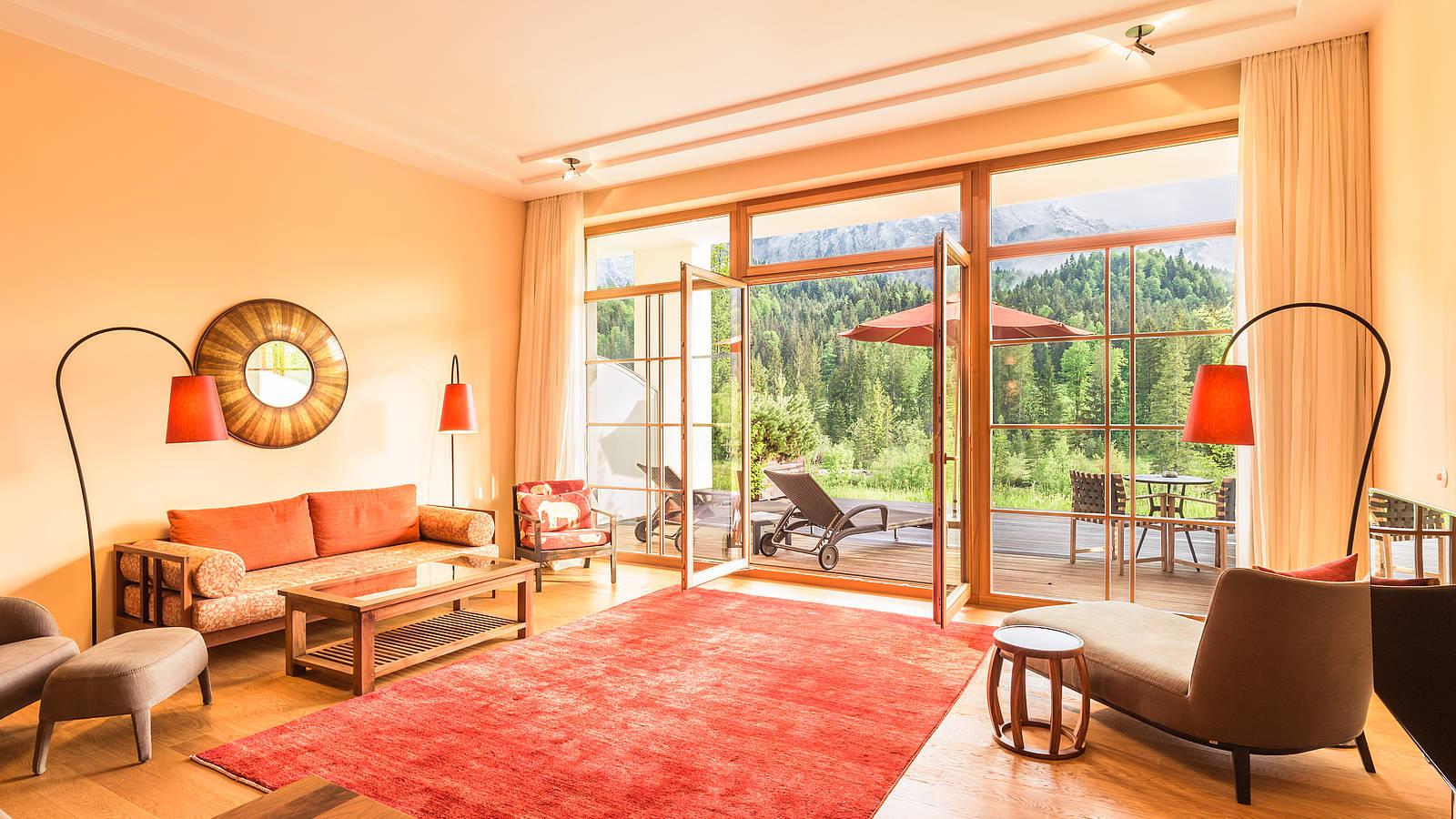 5 sterne wellness hotel bayern schloss elmau for Warnemunde 5 sterne hotel