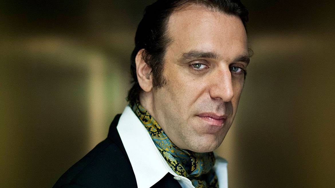[Translate to English:] Chilly Gonzales